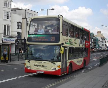 679 - YN57FYB - Brighton (Gloucester Place) - 11.7.11