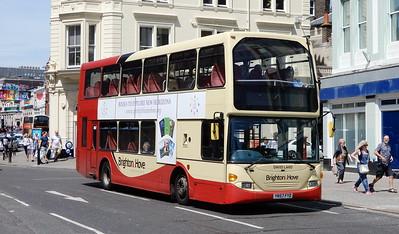 676 - YN57FYD - Brighton (Old Steine)