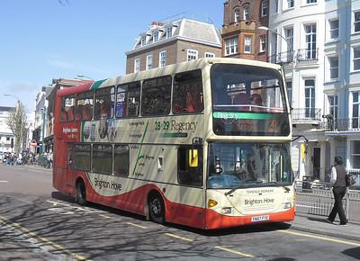 683 - YN57FYE - Brighton (Old Steine) - 10.4.12