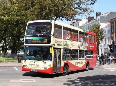 679 - YN57FYB - Brighton (Old Steine) - 16.6.12