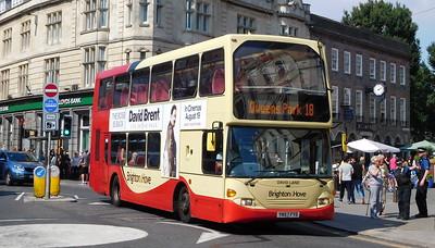676 - YN57FYD  - Brighton (Castle Square)