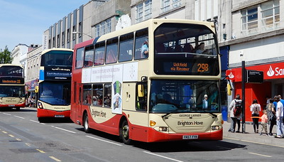 680 - YN57FYK - Brighton (Churchill Square)