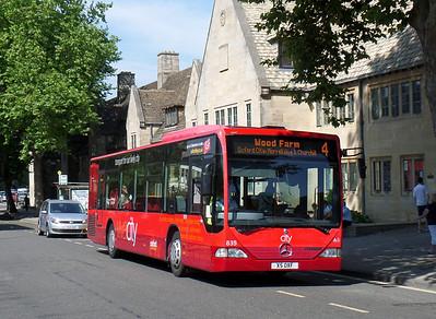 835 - X5OXF - Oxford (New Road)