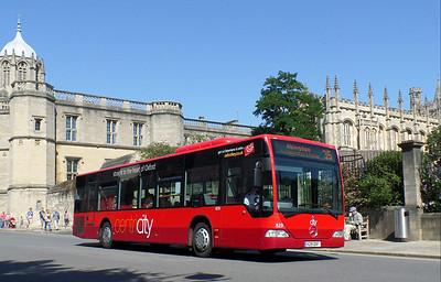 829 - X29OXF - Oxford (St. Aldate's)