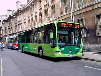 822 - MA52OXF - Oxford (Magdelin St)