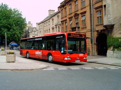 826 - ME52OXF - Oxford (Magdelin St)