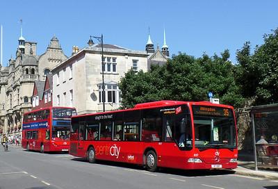 837 - X7OXF - Oxford (St. Aldate's)