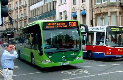 823 - MB52OXF - Oxford (Magdelin St)
