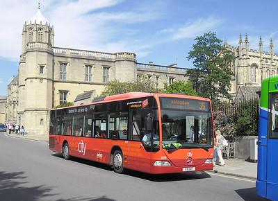 835 - X5OXF - Oxford (St. Aldate's)