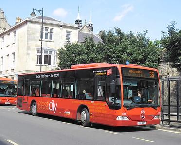 838 - X8OXF - Oxford (St. Aldate's)