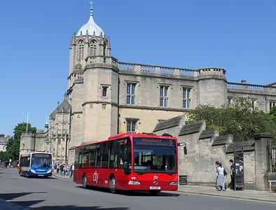 830 - X13OXF - Oxford (St. Aldate's)