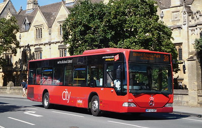527 - MF52OXF - Oxford (High St)