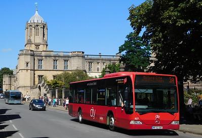 527 - MF52OXF - Oxford (St. Aldate's)