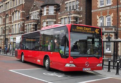 827 - MF52OXF - Oxford (Park End St)