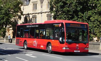 838 - X8OXF - Oxford (High St)