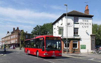 826 - ME52OXF - Oxford (Park End St)
