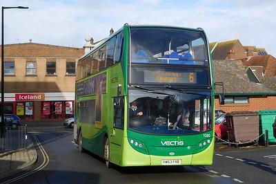 1580 - HW63FHB - Newport (bus station)