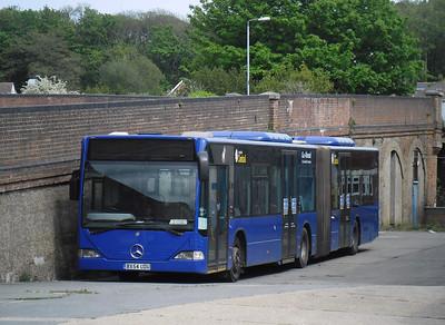 2908 - BX54UDU - Ryde depot - 19.5.12