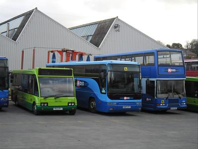 7001 - N307UTT - Ryde (depot) - 21.1.12