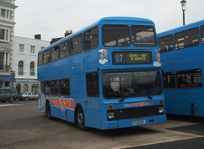 741 - K741ODL - Ryde (bus station) - 16.2.04