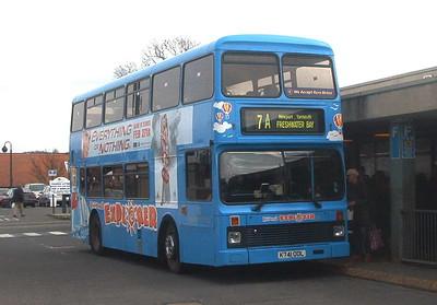 741 - K741ODL - Newport (bus station)