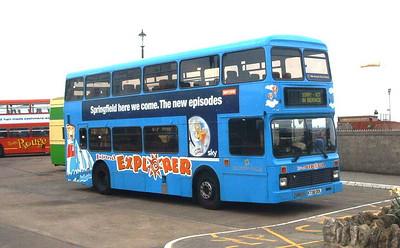 738 - K738ODL - Ryde (bus station)