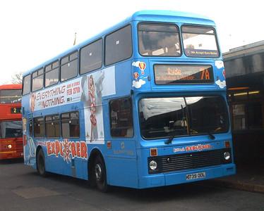 739 - K739ODL - Newport (old bus station) - 6.3.04