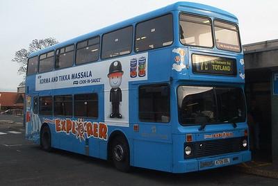 735 - K735ODL - Newport (bus station)