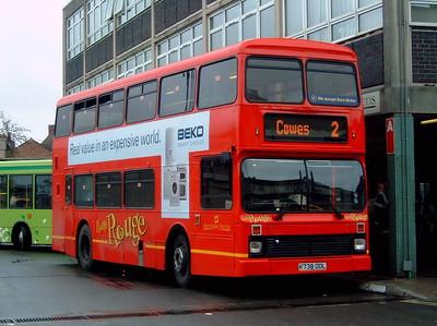 738 - K738ODL - Newport (bus station)