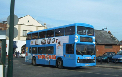 739 - K739ODL - Newport (bus station) - 30.10.03