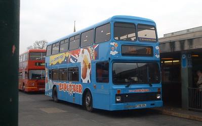 736 - K736ODL - Newport (bus station)