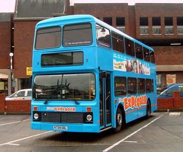 739 - K739ODL - Newport (old bus station) - 7.4.05