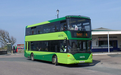 1105 - HW58ARU - Ryde (bus station) - 29.3.14