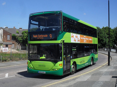 1145 - HW09BBZ - Newport (South St) - 3.6.11