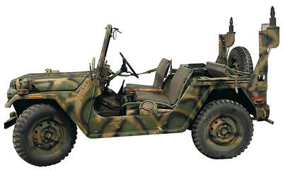 M151A2 Side Marker