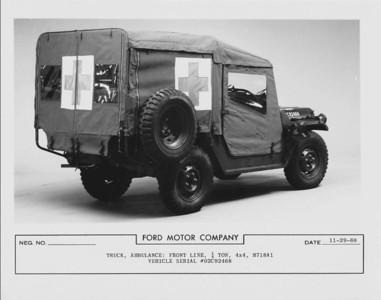M718A Ambulance
