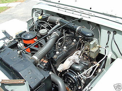 47 CJ2A PU Engine