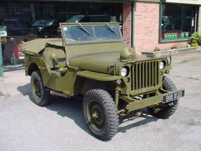 42 Willys Jeep