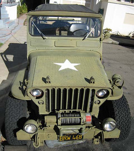 45 Willys Front High