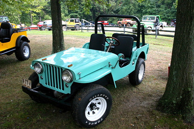 1945 CJ2A Roll Bar