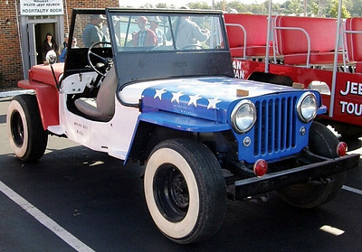 2 Face Jeep