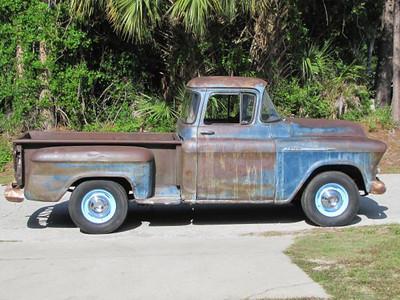 1956 Chevy 3100 Truck (2)