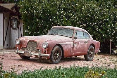 1957 Aston Martin