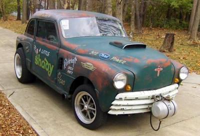 1948 Crosley Deluxe Sedan