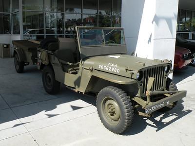 Daeler Jeep & Trailer