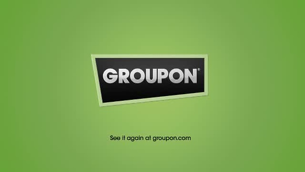 Groupon - Superbowl