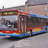Go North East 8180 Durham Bus Stn Sep 99