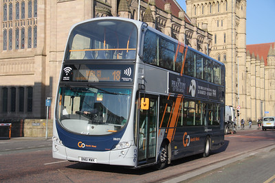 Go North West 39211 Oxford Road Manchester Mar 20