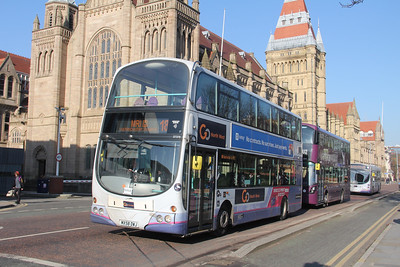Go North West 37378 Oxford Road Manchester Mar 20