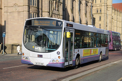 Go North West 66785 Oxford Road Manchester Mar 20
